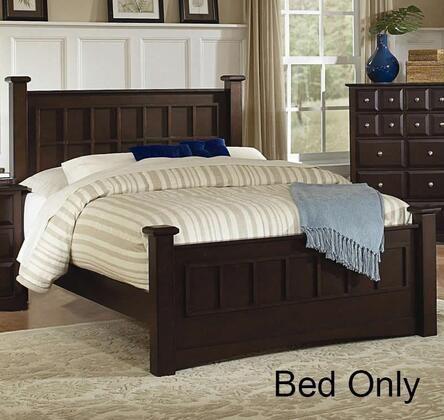 Coaster 201381Q Harbor Series  Queen Size Panel Bed