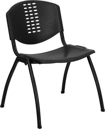 "Flash Furniture RUTNF01ABKGG 18"" Contemporary Office Chair"