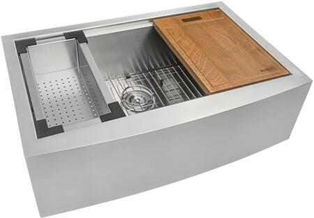 Ruvati RVH9300 Kitchen Sink