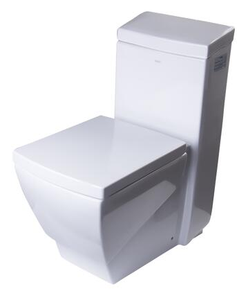 A Look at the Toilet Set Up in a Bathroom