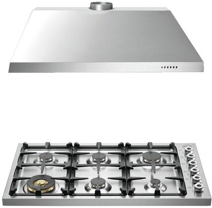 Bertazzoni 708266 Professional Kitchen Appliance Packages