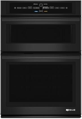 """Jenn-Air JMW3430DT 30"""" Microwave Wall Oven with 5 cu. ft. Oven Capacity, 1.4 cu. ft. Microwave Capacity, V2 Vertical Dual-Fan Convection System, Wifi Connectivity, Speed-Cook, Telescoping Glide Rack, in"""