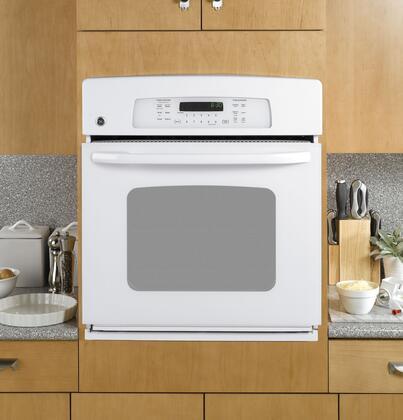 GE JKP70DPWW Single Wall Oven