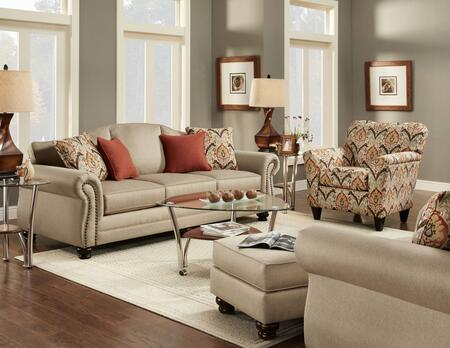 Chelsea Home Furniture 63224503SO2CH Brindisi Living Room Se