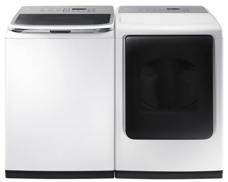 Samsung Appliance 690630 Washer and Dryer Combos