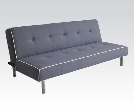 Acme Furniture 57020 Melva Series Convertible Fabric Sofa