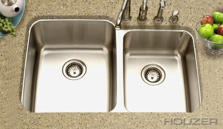Houzer MES3221 Kitchen Sink