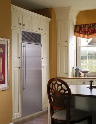 Northland 36ARWGL  Counter Depth All Refrigerator with 24.2 cu. ft. Capacity in Stainless Steel