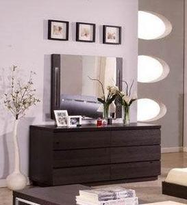VIG Furniture CAPRIDR  Wood Dresser