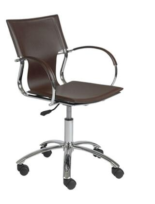 "Euro Style 17210BRN 23""  Office Chair"