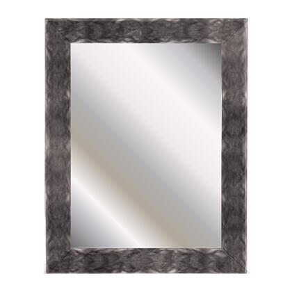 Hitchcock Butterfield 68330X Reflections Sunset Silver Framed Wall Mirror