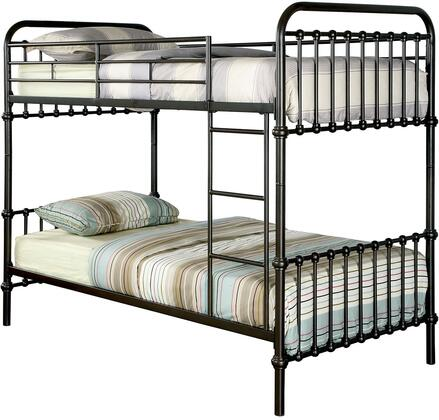 Furniture of America CMBK025T Oria Series  Twin Size Bed