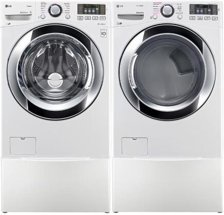 LG 706124 Washer and Dryer Combos