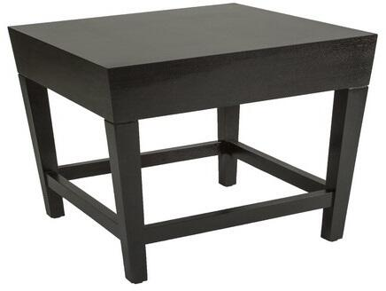 Allan Copley Designs 300202 Contemporary Square End Table