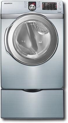 Samsung Appliance DV419AGU  Gas Dryer, in Blue Steel