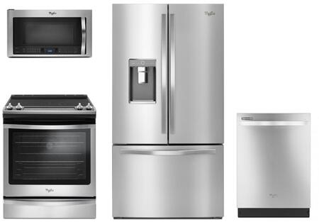 Whirlpool 730343 Kitchen Appliance Packages