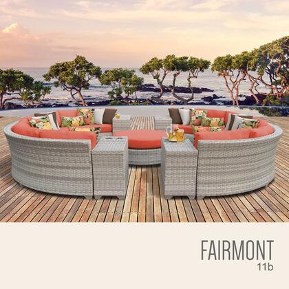 FAIRMONT 11b TANGERINE