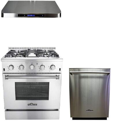 Thor Kitchen 749944 Kitchen Appliance Packages