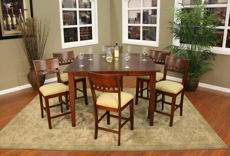 American Heritage 713622 Este Dining Room Sets