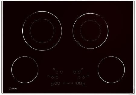 "Scholtes TR304DDLNA 30""  Electric Cooktop, in Stainless Steel"