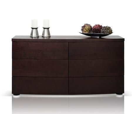 VIG Furniture VGKCPS05DR Modrest Ludwig Series Wood Dresser