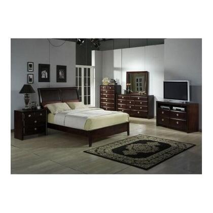 Accent HA870402BEDROOMSET4 Arlington Queen Bedroom Sets