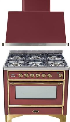 Ilve 720046 Majestic Kitchen Appliance Packages