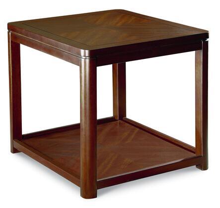 Lane Furniture 1203207 Ethan Series Traditional Rectangular End Table