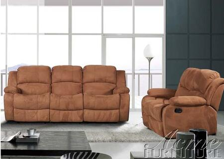 Acme Furniture 50005 Morris Series Sofa Fabric Sofa