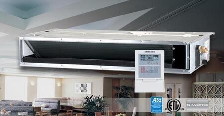 Samsung XH070CAV Mini-Split Air Conditioner Air Conditioner Cooling Area,