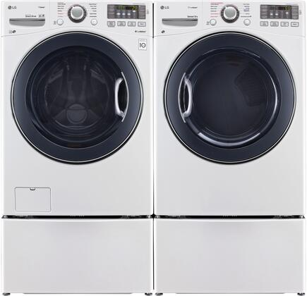 LG 719171 Washer and Dryer Combos