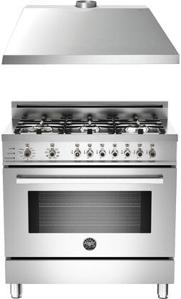 Bertazzoni 663799 Professional Kitchen Appliance Packages