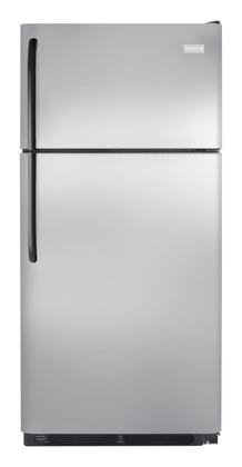 Frigidaire FFHT1816LS  Refrigerator with 18.2 cu. ft. Capacity in Stainless Steel