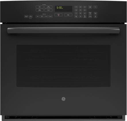 "GE Profile PT9050 30"" Built-In Single Convection Wall Oven with Glass Touch Controls, Self Clean with Steam Clean Option, Ten-pass Bake Element, Progressive Halogen Oven Lighting and Brillion-Enabled in"