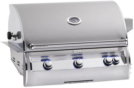 FireMagic E790I4AAX Echelon Diamond Series All Infrared Built-in Grill, Analog Thermometer, Advanced Hot Surface Ignition, 792 Sq. In. Cooking Surface, 288 Sq. In. Warming Rack Surface, in Stainless Steel