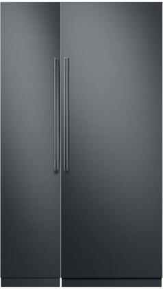 Dacor 775936 Modernist Side-By-Side Refrigerators