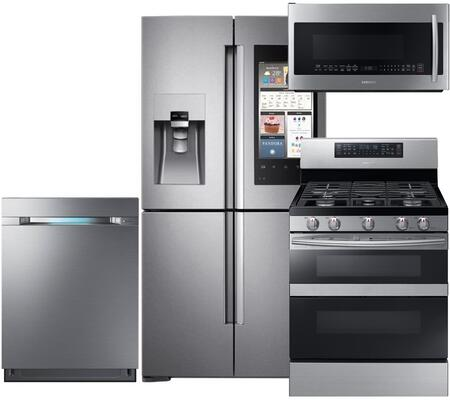 Samsung Appliance 754616 Kitchen Appliance Packages