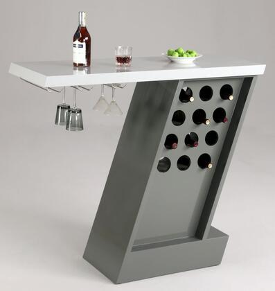 "Chintaly GREENWICHBAR Greenwich Series 47.24"" Home Bar,"
