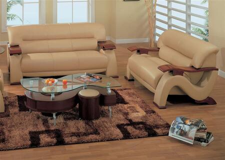 Global Furniture USA 2033RVCAPSL Global Furniture USA Living