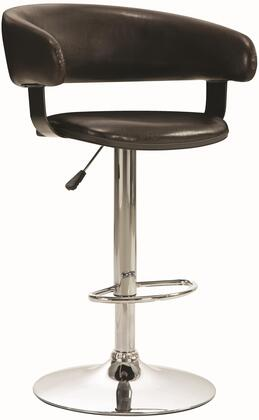Coaster 122095 Residential Fabric Upholstered Bar Stool