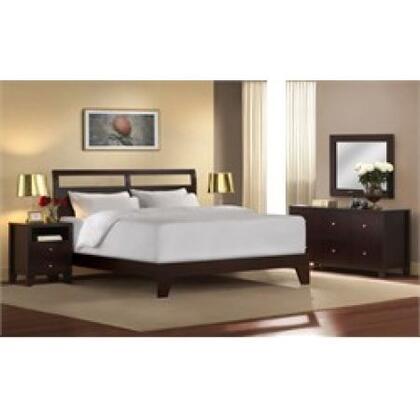 Lifestyle Solutions DMQ4PQNCPSET Signature Queen Bedroom Set