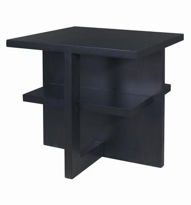 Allan Copley Designs 320602 Samantha Series Contemporary Square End Table