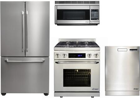 Dacor 716705 Distinctive Kitchen Appliance Packages
