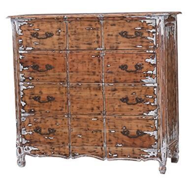 Bramble 25714 Provence Series Wood Dresser