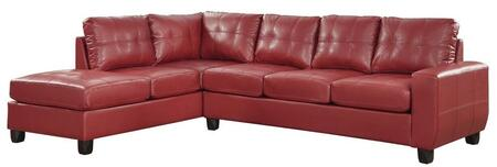 Glory Furniture G209BSC  Stationary Bycast Leather Sofa