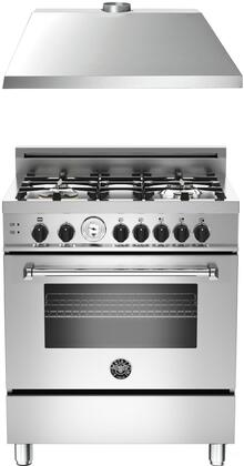 Bertazzoni 663504 Master Kitchen Appliance Packages