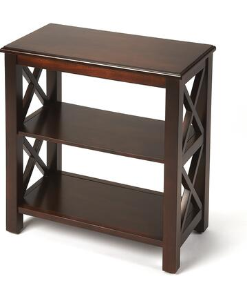 Butler 4105024 Plantation Cherry Series  2 Shelves Bookcase
