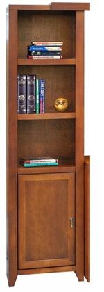 Legends Furniture ML3205SPR Metro Loft Series  Bookcase