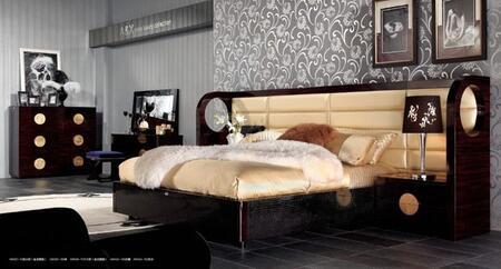 VIG Furniture AW225180CK Amarni Luxury Series  California King Size Platform Bed