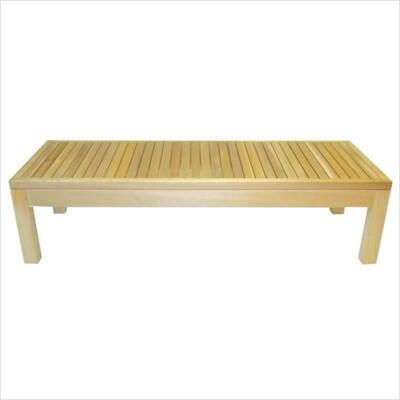 Cedar Delite RCFNC400X1200  Table